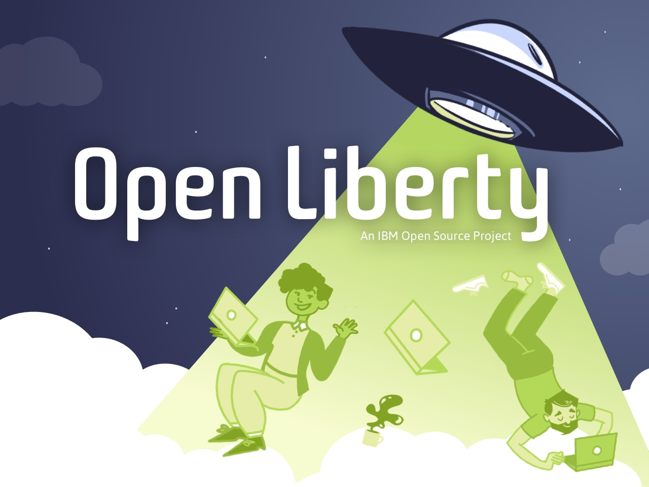 Getting started with Open Liberty Image