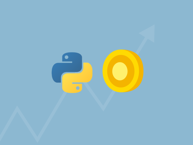 Create a Cryptocurrency Trading Algorithm in Python thumbnail
