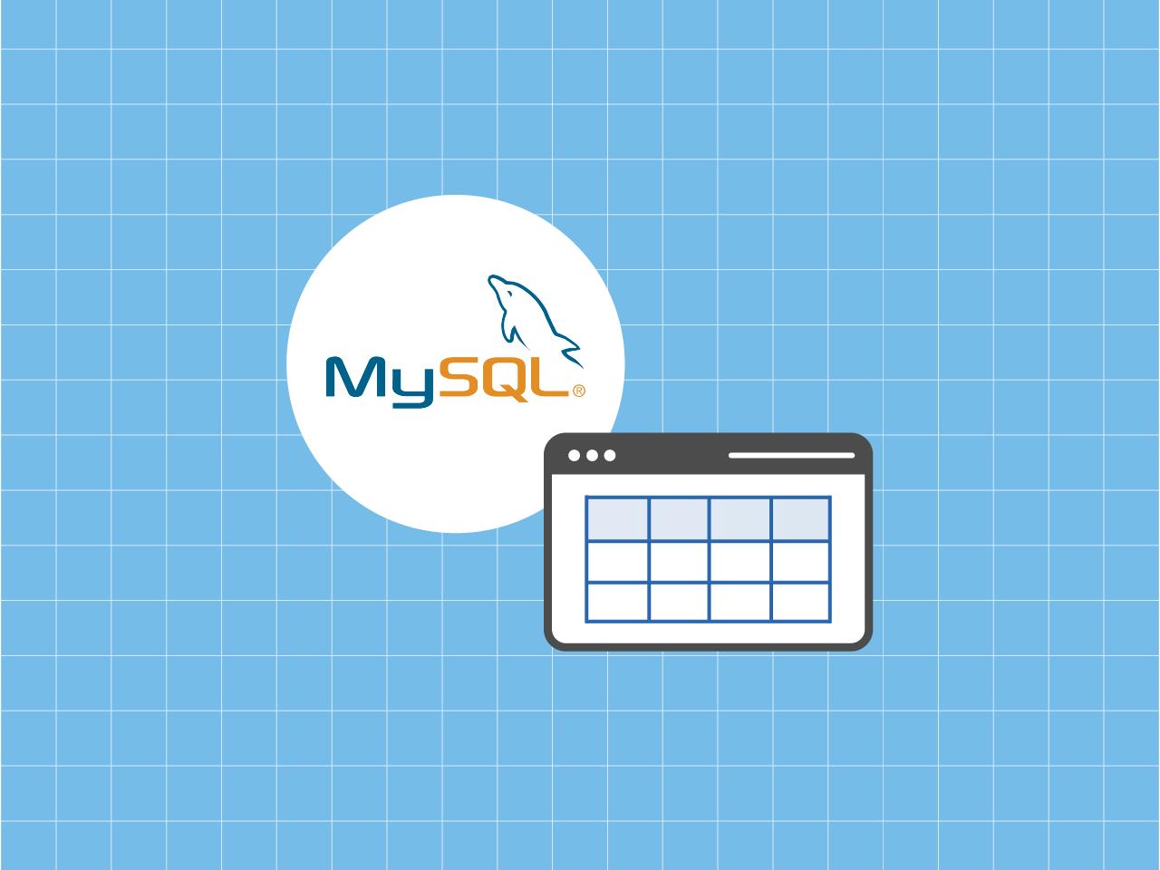 Create Tables and Load Data in MySQL using phpMyAdmin thumbnail