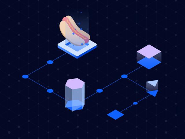 Launch an AI Hotdog Detector as a Serverless Python App thumbnail