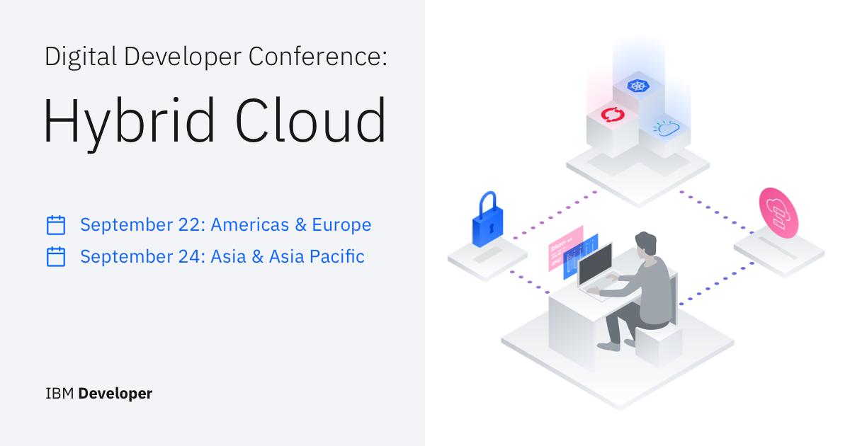 Hybrid Cloud Conference – Service Mesh Lab Image