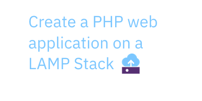 PHP web application on a LAMP Stack thumbnail
